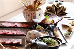 《產業》宜蘭綠舞飯店攻餐飲,舞饌祭日式無菜單料理
