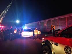 美國南卡州貨運火車相撞 至少2死70傷