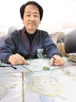 美少女戰士原畫師 秀40年功力