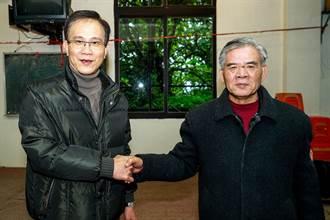 完成整合 民進黨林水金宣布選壯圍鄉長