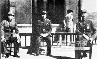 兩岸史話-建議東北軍全力抵抗日本侵略