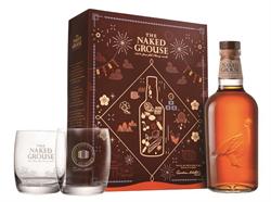裸雀初次雪莉桶蘇格蘭威士忌 新春典藏版禮盒