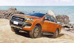 Ford Ranger 再創亞太市場新紀錄