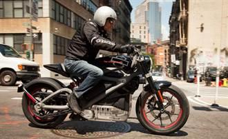 哈雷公司將推出首款電動摩托車