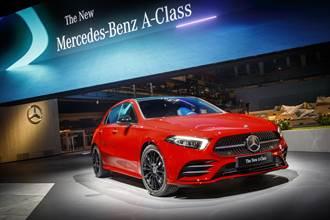 賓士全新A-Class車款搭載NVIDIA AI與3D繪圖技術