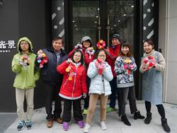 迎農曆春節!富宇建設為社區開課增添喜氣