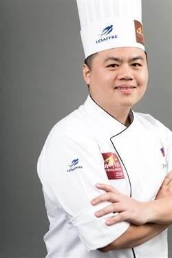 曾是問題小子王鵬傑 「官將首」勇奪世界麵包冠軍
