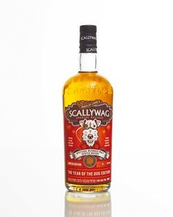 蘇格蘭威士忌飄出年味 推出狗年限定版