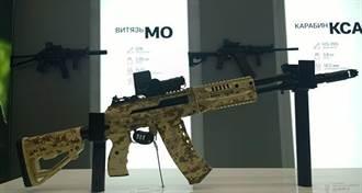 俄國新一代步槍AK-12與AK-15正式服役
