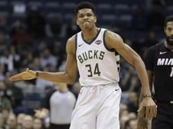 NBA》喜歡勇士打法 字母哥難道想轉隊?