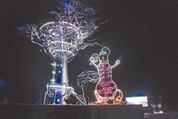 蔡爾平獻藝 台灣燈會驚豔