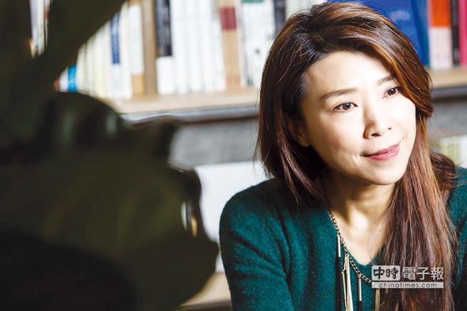 專業媒體人蘭萱。圖/業者提供