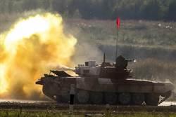 未來地面戰主力軍:無人坦克+鋼鐵戰士