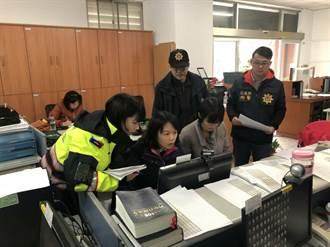 警局組尋人特蒐隊 大幅降失聯數助救災