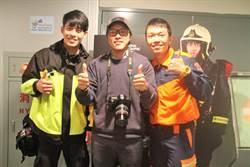 全台首支消防工作全紀錄片 新北「獵火人」首映