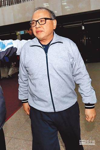 涉貪汙一審判16年  立法院前祕書長林錫山5000萬交保