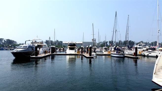 航港局為促進我國遊艇基地及產業發展相當費心。(航港局提供)