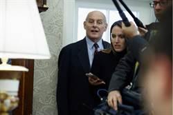 下屬涉家暴 只要川普開口 白宮幕僚長凱利願辭職