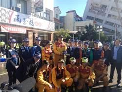 怕影響救災進度 日本救難隊迅速撤離花蓮