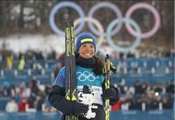 平昌冬奧》首金瑞典得手 越野滑雪焦點卻是銀牌得主