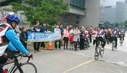 弱勢孩童單車環台完騎 中市府頒發證書勉勵