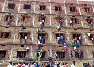印度嚴捉作弊 66萬考生竟棄考