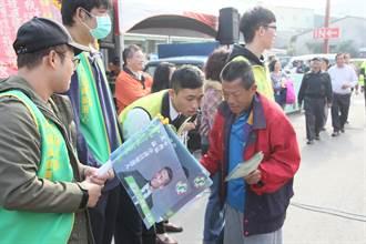 8年級生選南市議員 沈震東、林易瑩以年輕創意拚選戰
