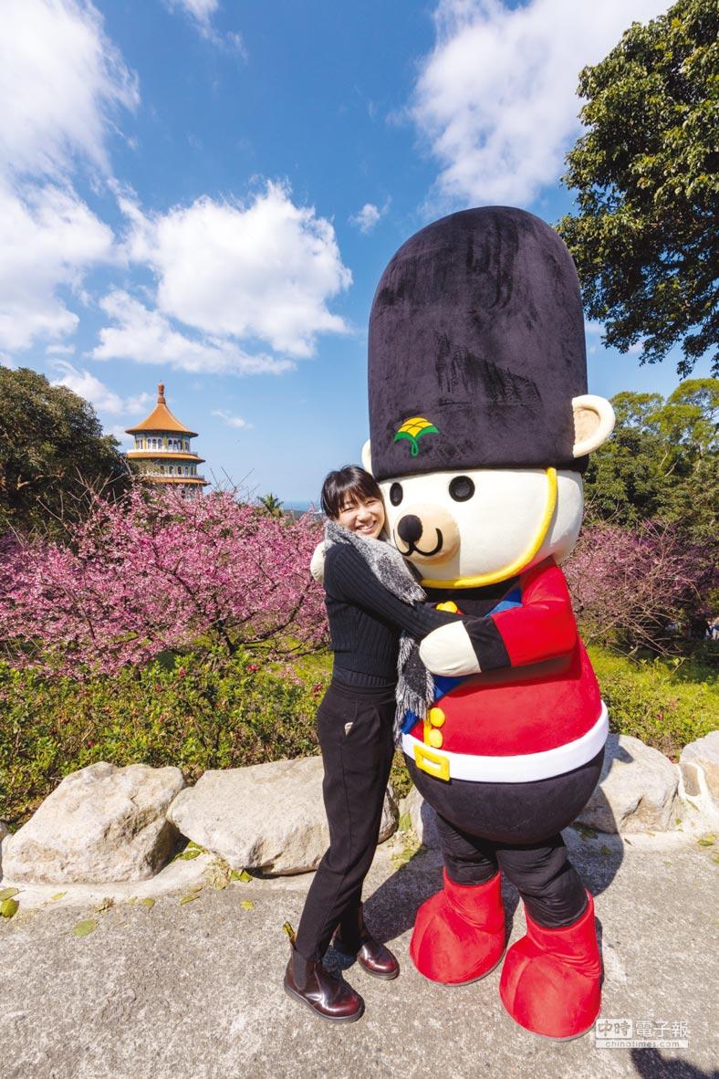 春節連假、賞櫻之旅,找福容飯店就剛好。圖/淡水福容提供