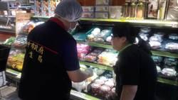 台中食安管理運用資訊科技 年節稽查不合格率創新低