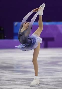 圖輯》平昌冬奧DAY6 18歲花滑美女「梅娃」破世界紀錄