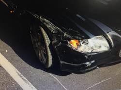 亞洲影帝駕車意外 撞上瑪莎拉蒂恐賠50萬