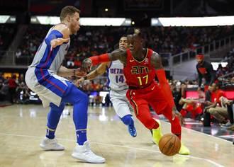 NBA》東區墊底球隊老鷹打算出清好手