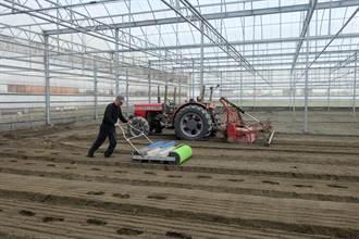 雲林麥寮國家級智慧農業示範基地 打造台灣大糧倉