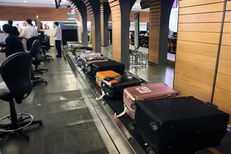 桃機第一航廈突停電 旅客出境行李拖運一度受阻