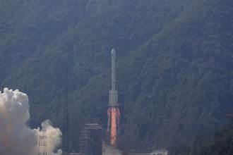 大陸以「一箭雙星」成功發射兩顆北斗三號衛星