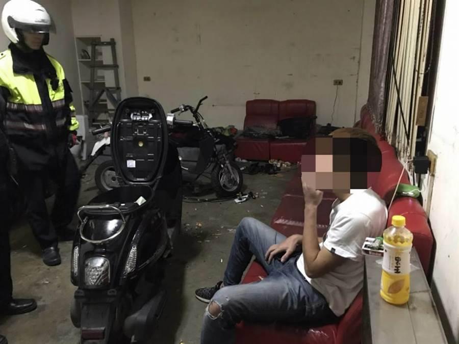 警方破獲竊車集團。(徐養齡翻攝)