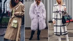 穿再好看還不是都被大衣蓋住!冬天不能沒有一件好搭又絕美的大衣