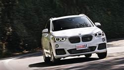 打造豪華運動休旅夢幻規格  BMW X1 sDrive 20i M Sport