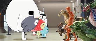 故宮推國寶星遊記 首度結合社媒貼圖、3D動畫、唱Rap