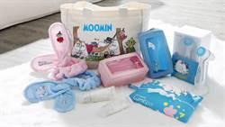 情人開春好運就靠NU SKIN LumiSpa X嚕嚕米Moomin 限量版洗臉機 ,超療癒嚕嚕米幫你洗臉,春遊桃花朵朵開!