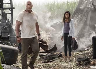 搶救大猩猩 巨石強森攜手娜歐蜜哈瑞絲找解藥