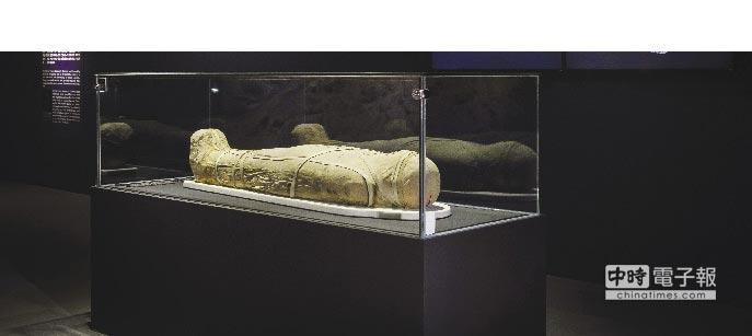 來自底比斯的奈絲塔沃婕特木乃伊。