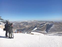 北京冬奧賽場 雪城崇禮紅了