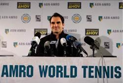 網球》36歲費德勒再登頂 成史上最年長球王