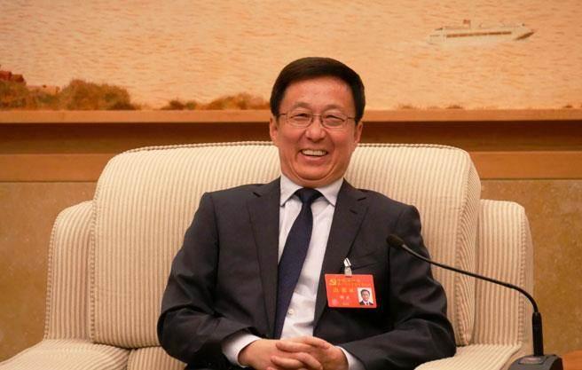中共中央政治局常委韓正曾來台訪問,對台灣小吃印象深刻,直呼「味道好極了」。(資料照片 陳柏廷攝)