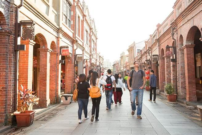 三峽老街(圖/截自交通部觀光局)