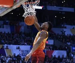 NBA》不只會投籃!米契爾搶下灌籃大賽冠軍
