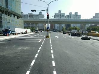 中市鐵路高架化都市縫合 已填平12處地下道