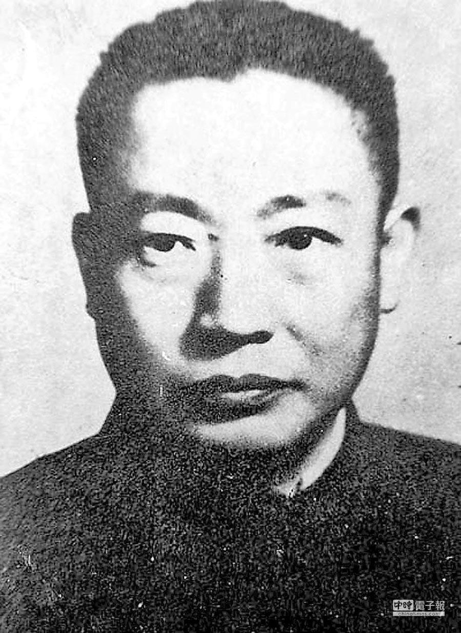 毛人鳳曾任國民黨軍統局局長。(本報系資料照片)