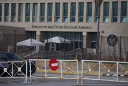 美國駐古巴外館遭受神秘攻擊?可能有但原因不明
